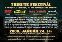 Tribute Fesztivál 2009 Pecsa