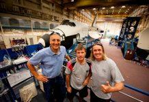 Iron Maiden a NASA-nál