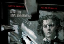 Sweeney Todd poster Mirror by l30