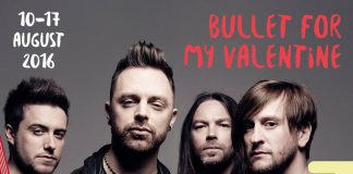 bullet for my valentine 20160208