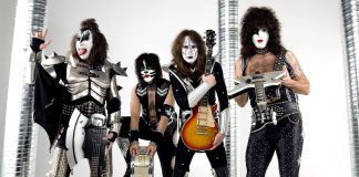 kiss forever band 20160308