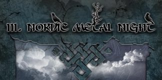 nordic metal night flyer 20160301
