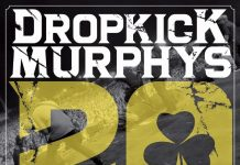 dropkick murphys flyer 20160607