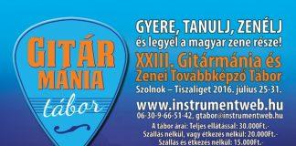 gitarmania flyer 20160606