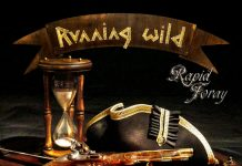 running wild cover 20160612