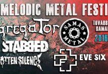 melodic metal flyer 20160820