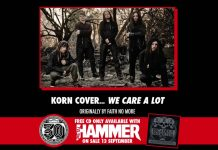 korn hammer 20160917