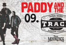 paddy and the rats flyer 20160914