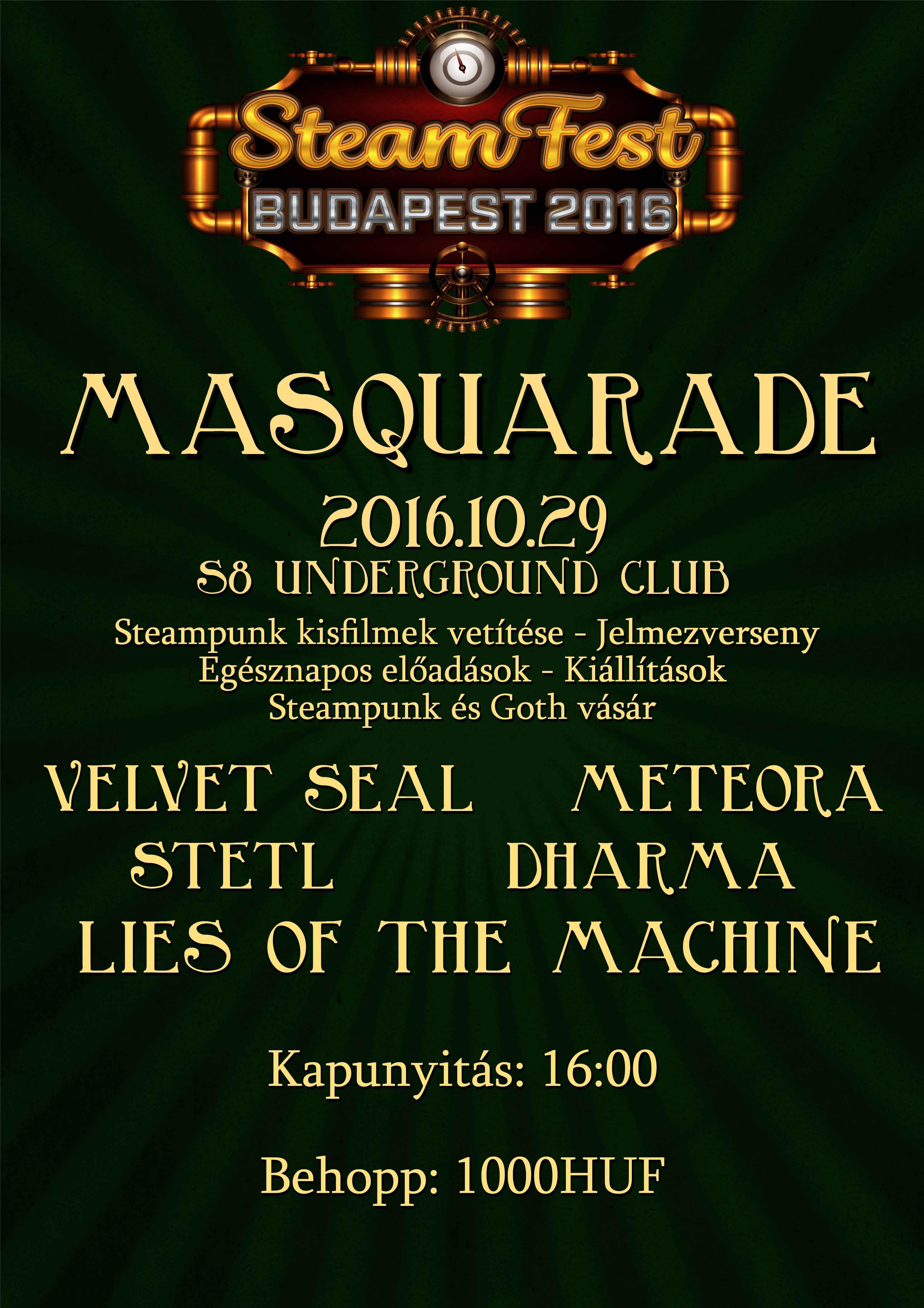 Steamfest 2016
