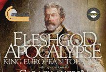 fleshgod apocalypse flyer 20161230