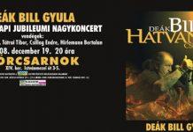 Deák Bill Gyula jubileumi koncert
