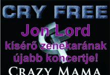 Cry Free