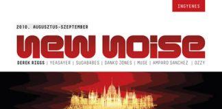 New Noise Magazin-borító