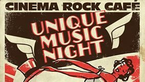 Unique Music Night flyer 20131115