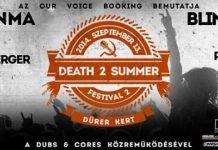 death-2-summer-flyer 20140913